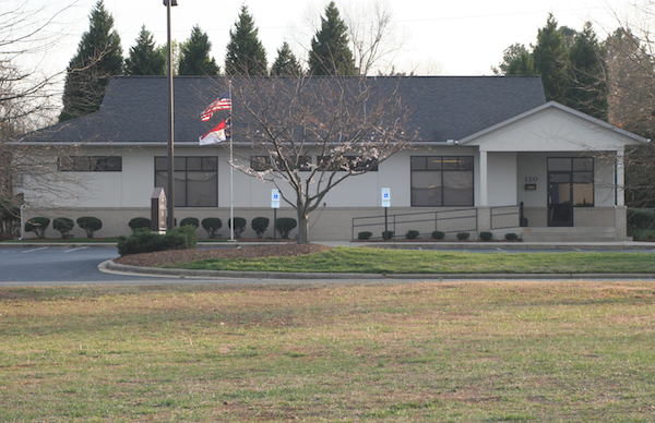 The office of Dr. Karen Barwick is located in Graham, North Carolina.